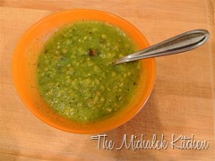 Baby Food Salmon-Asparagus-Zucchini-Peas-Mint