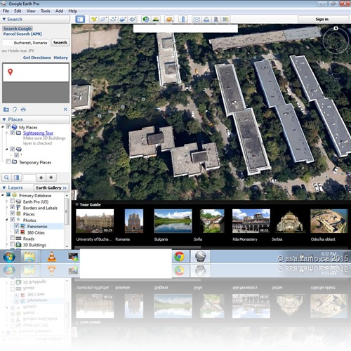 Google Earth Pro screen capture
