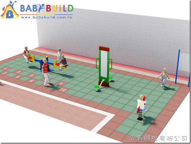 BabtBuild 兒童遊戲空間規劃