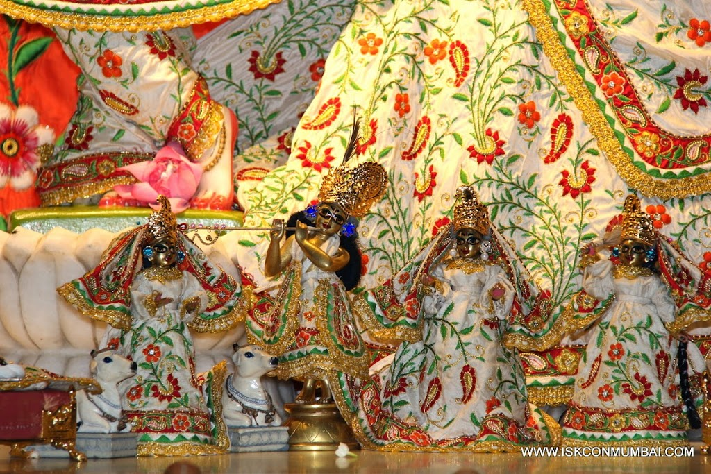 Sri Sri Radha Rasabihariji, Lalitadevi & Vishakhadevi small