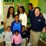 WBFJ Cici's Pizza Pledge - SALT Ministries Academy - Mrs. Spriggs Class - Winston-Salem - 1-4-11