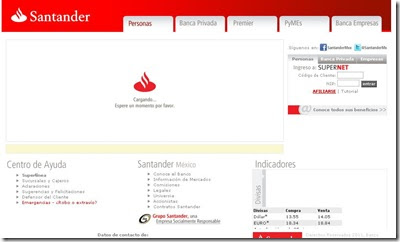 Sucursales promociones y servicios 2014 for Sucursales y cajeros santander