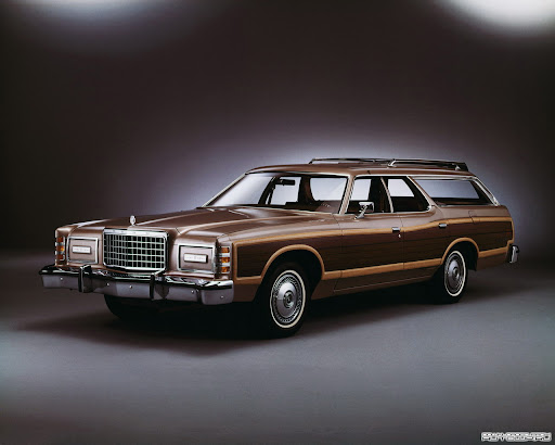 1977 Ford LTD Country Squire