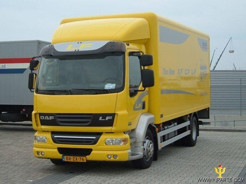 Camiones DAF LF