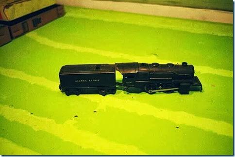 Lionel #258 & #2689TX tender