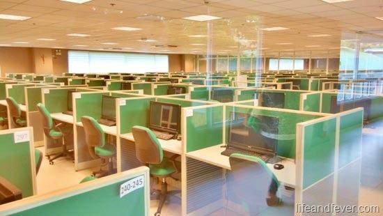 De La Salle computer lab
