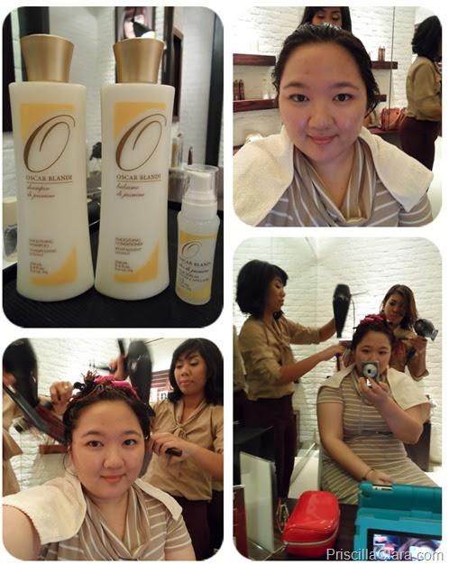 Priscilla Clara beauty blogger hair style Oscar Blandi_03_副本
