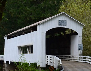 Wildcat Bridge, another one with high windows and one side window