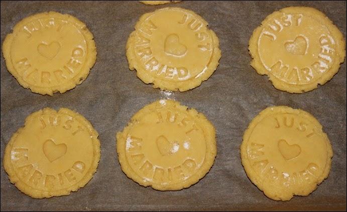 Hochzeit Just Married Kekse Cookies 04