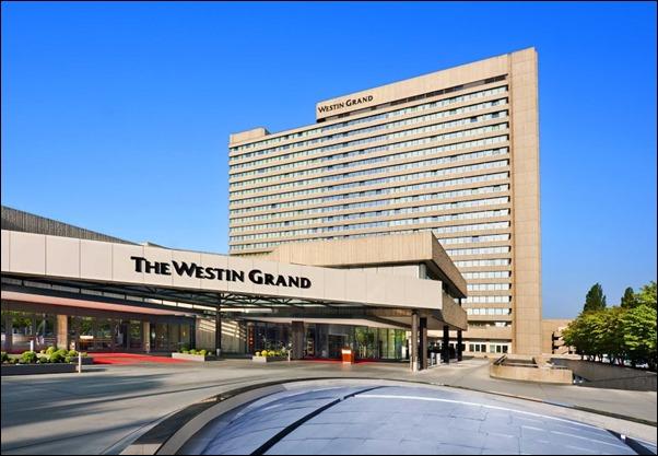 غرف فندق ويستن جراند ميونخ