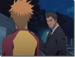 Bleach 09 Father and Son Talk