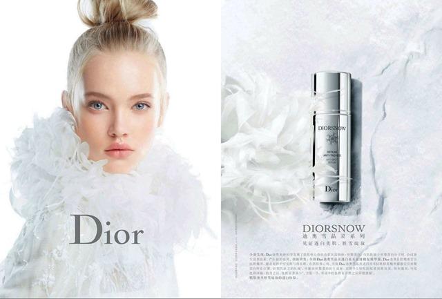 Dior_2013_SS_Dior_Snow_1_Emma_Landen