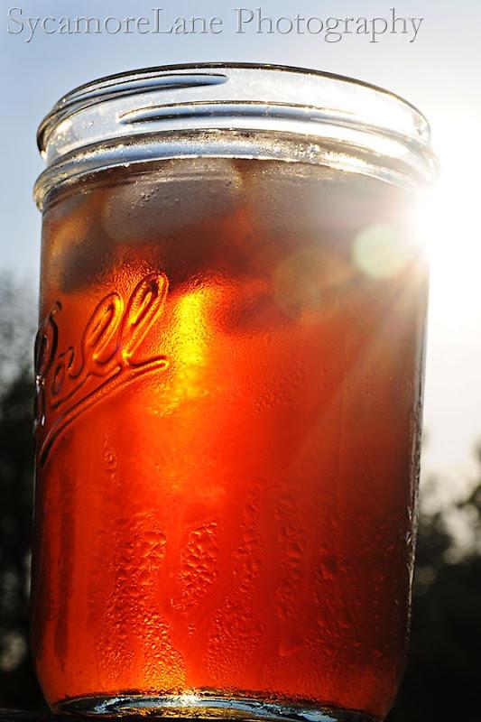 ice tea-w