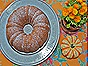 Pumpkin-Coconut Bundt Cake
