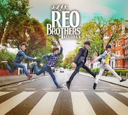 REO Brothers - album cover