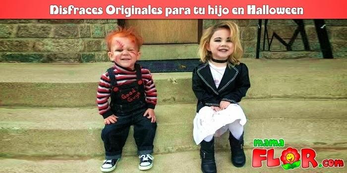 5 Disfraces Originales e IMPRESIONANTES para tu Hijo en Halloween