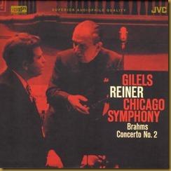 Brahms concierto piano 2 Reiner Gilels
