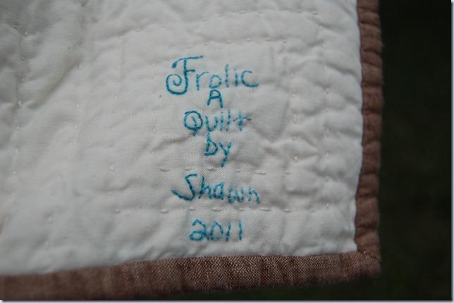 Frolic quilt (9)