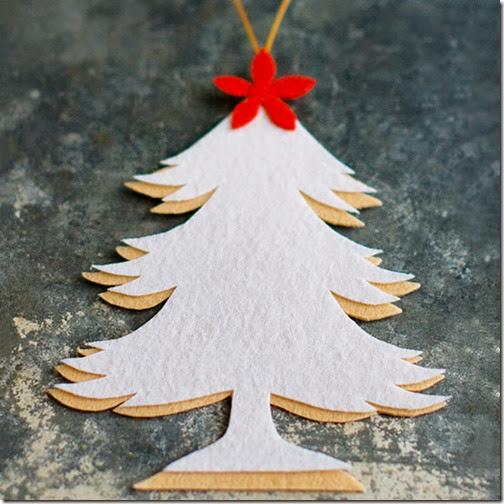 fieltro navidad para adornos  rbol (1)