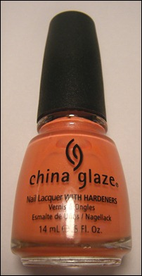 China Glaze I Wanna Lei Ya