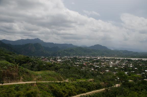 Rurrenabaque et le Rio Beni, 24 octobre 2012. Photo : C. Basset