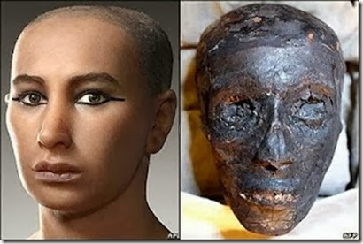 mumie firaun 1