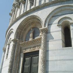 Puerta del Baptisterio