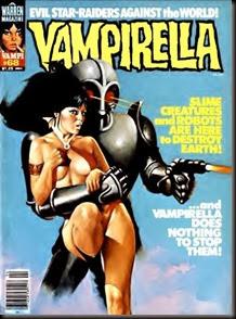Vampirella April 1978