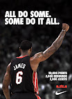 lebron james nba 130116 mia at gsw 32 King James Becomes Youngest to 20k Points in LeBron X PE