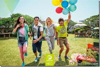 adidas Neo Label X Eddie Peng 2014 Summer 03