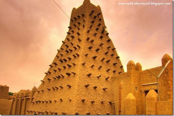 Masjid Djinguereber – Timbuktu, Mali