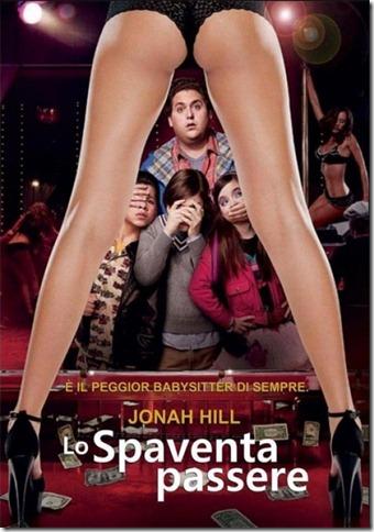 Lo Spaventapassere  Quando i primi 5 minuti di film in Italia fanno il titolo.