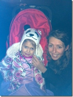 anna stroller halloween mommy