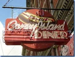 3681 Ohio - Mansfield, OH - Lincoln Highway (Main St) - Coney Island Diner