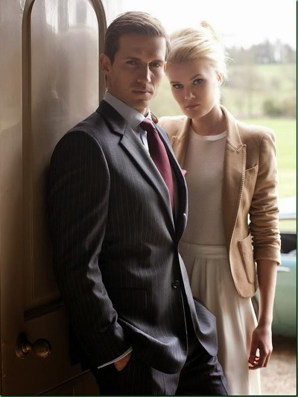 Andrew Cooper for Book Tavener: Suits