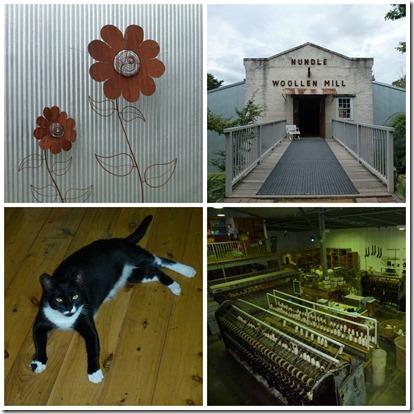 Woollen Mill Collage