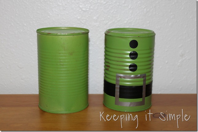 Christmas bowling cans (5)