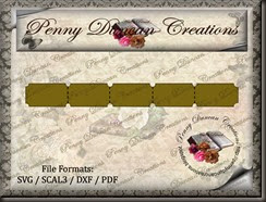 PDC Ticket 5 pc Strip 6242013