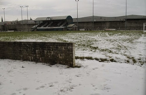 Firs Park Abandoned Stadium