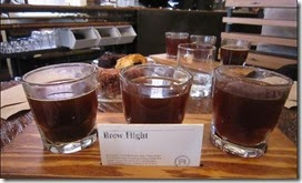 Brew flight