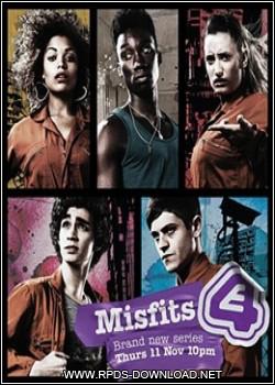 4f60d822586a9 Misfits 1, 2, 3 Temporadas Completas Legendado RMVB HDTV