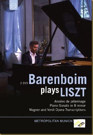 Barenboim Liszt Bayreuth Euroarts