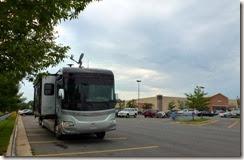 Southpoint Walmart in Fredericksburg VA