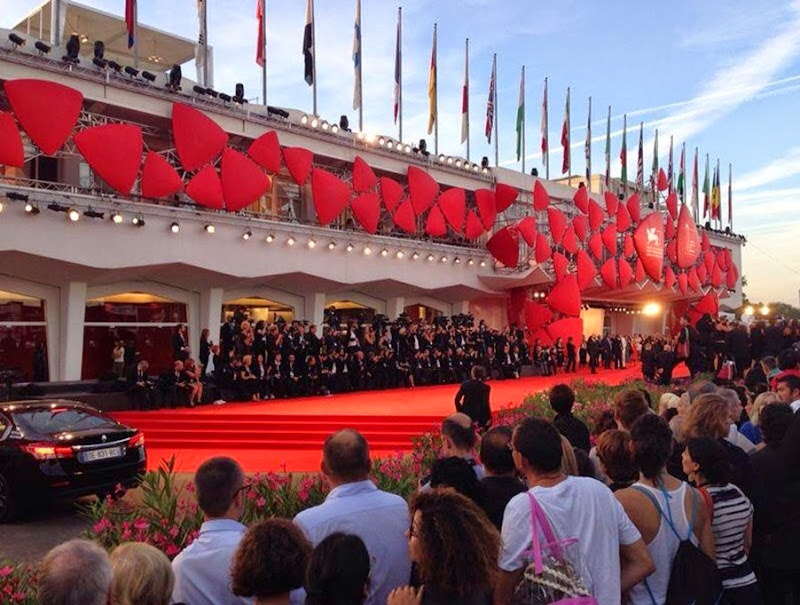 EVENT:Venezia 71 Red Carpet con L'Oreal Paris