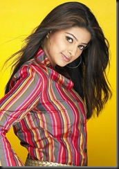 Sneha in shirt