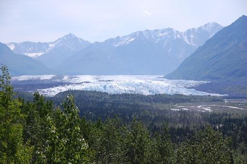 glacier Manta?