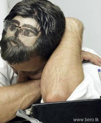 Como dormir no trabalho sem ser notado2