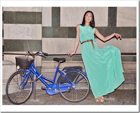 amiga-vestido-seafoam-bicicleta-moda-vestido-longo-verde