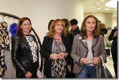 Ana Espana; Loreto Lopez Quesada; Luz Camino