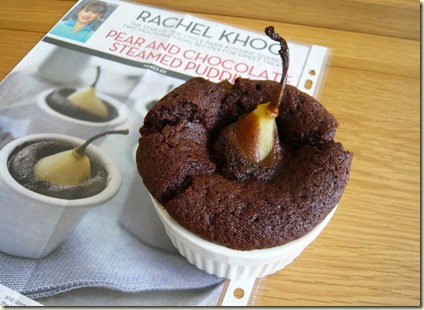 pear and chocolate pudding6